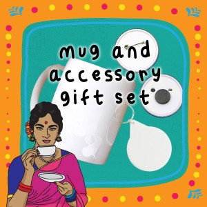 Mug & Accessory Gift Set