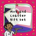 Mug & Coaster Gift Set
