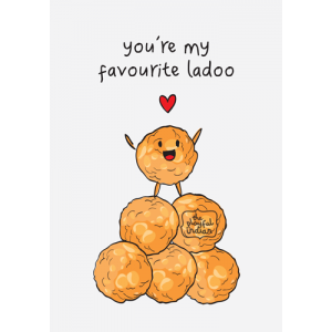 You're My Favourite Ladoo