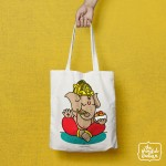 Ganesh Shopper/Tote Bag