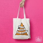Samosa Forever Shopper/Tote Bag