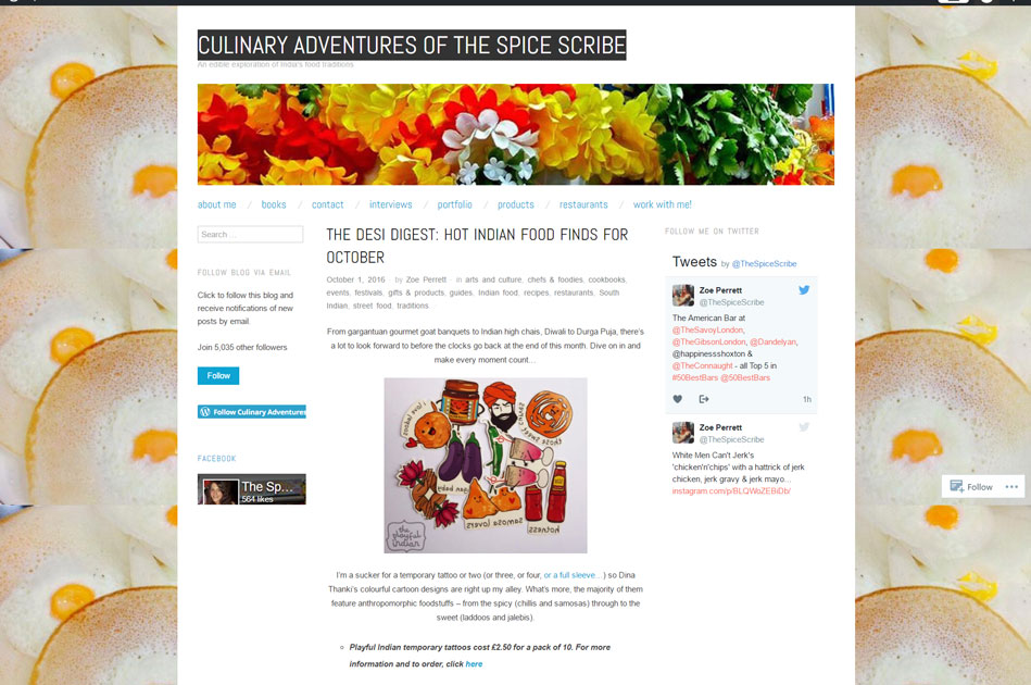 spice scribe feature