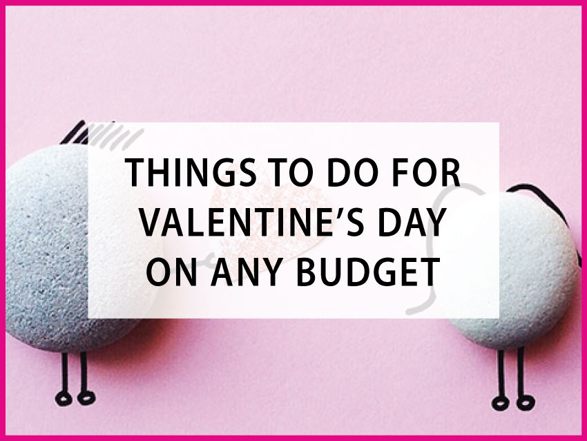 valentines on any budget