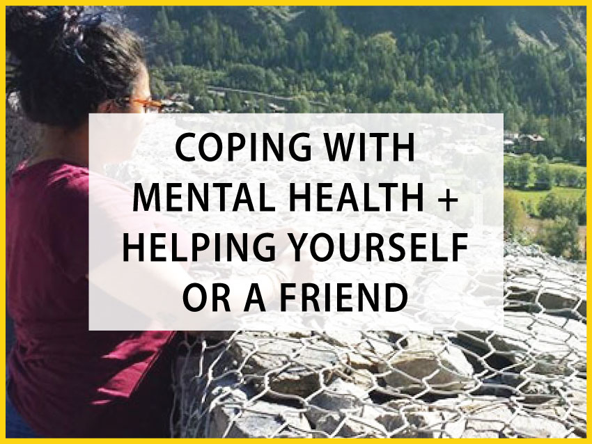 coping with mental health