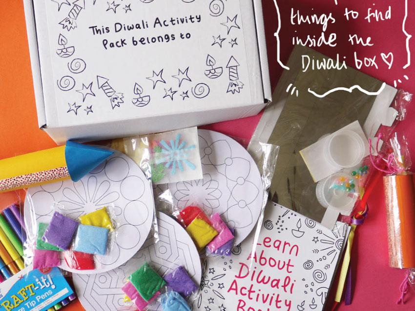 diwali kids activity