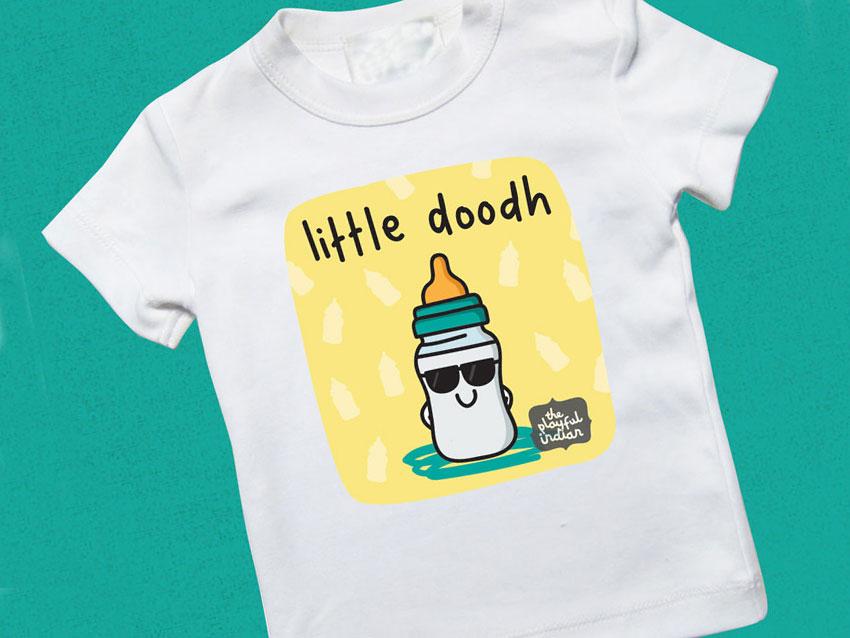 little doodh tee