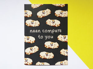 naan compare