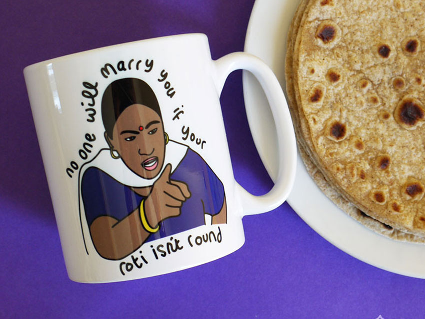 noone will marry you mug