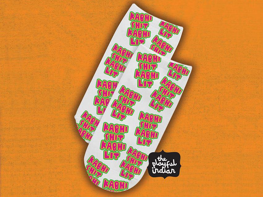 socks - kabhi shit kabhi lit